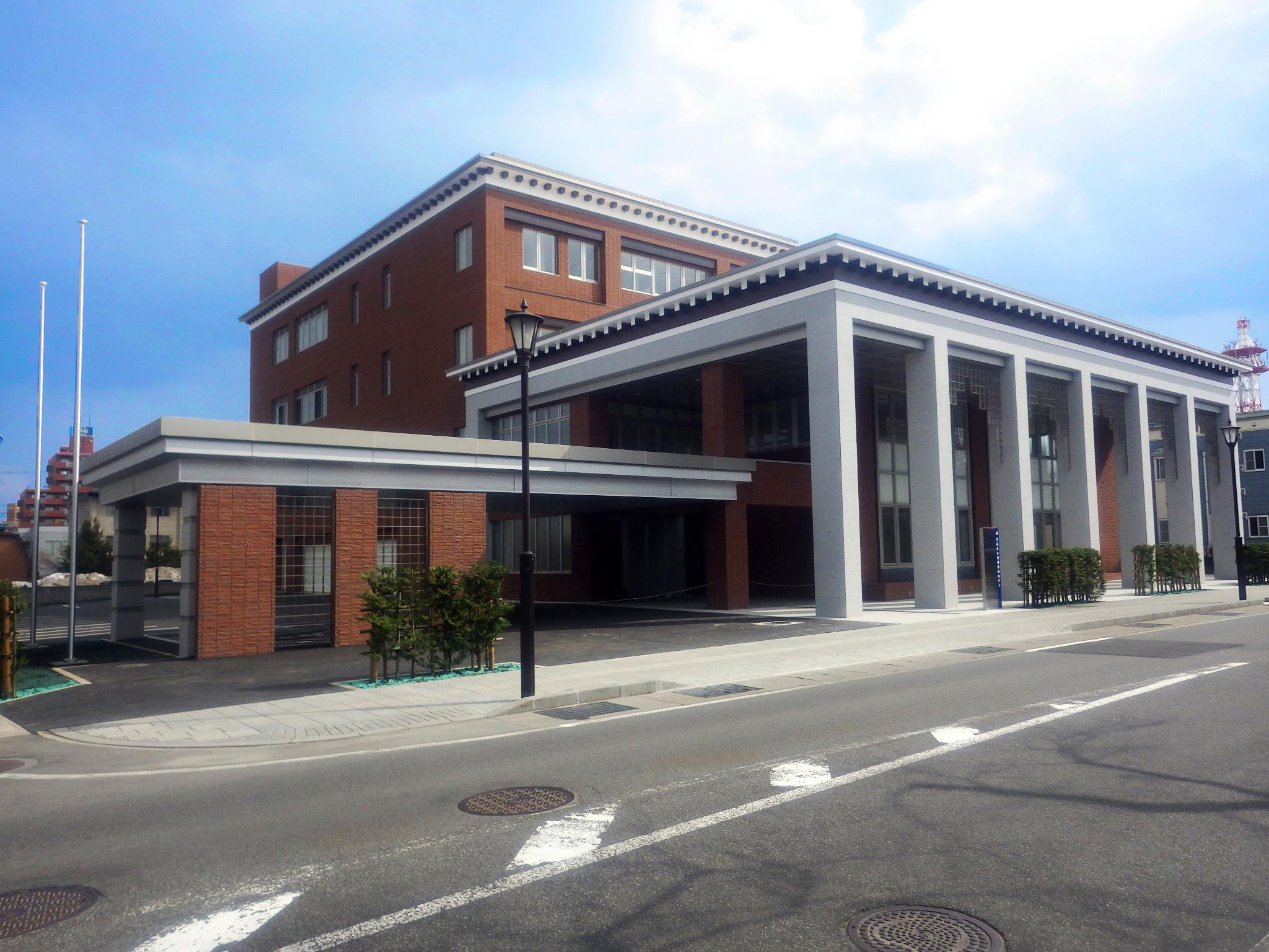 弘前地区健康福祉庁舎新築工事
