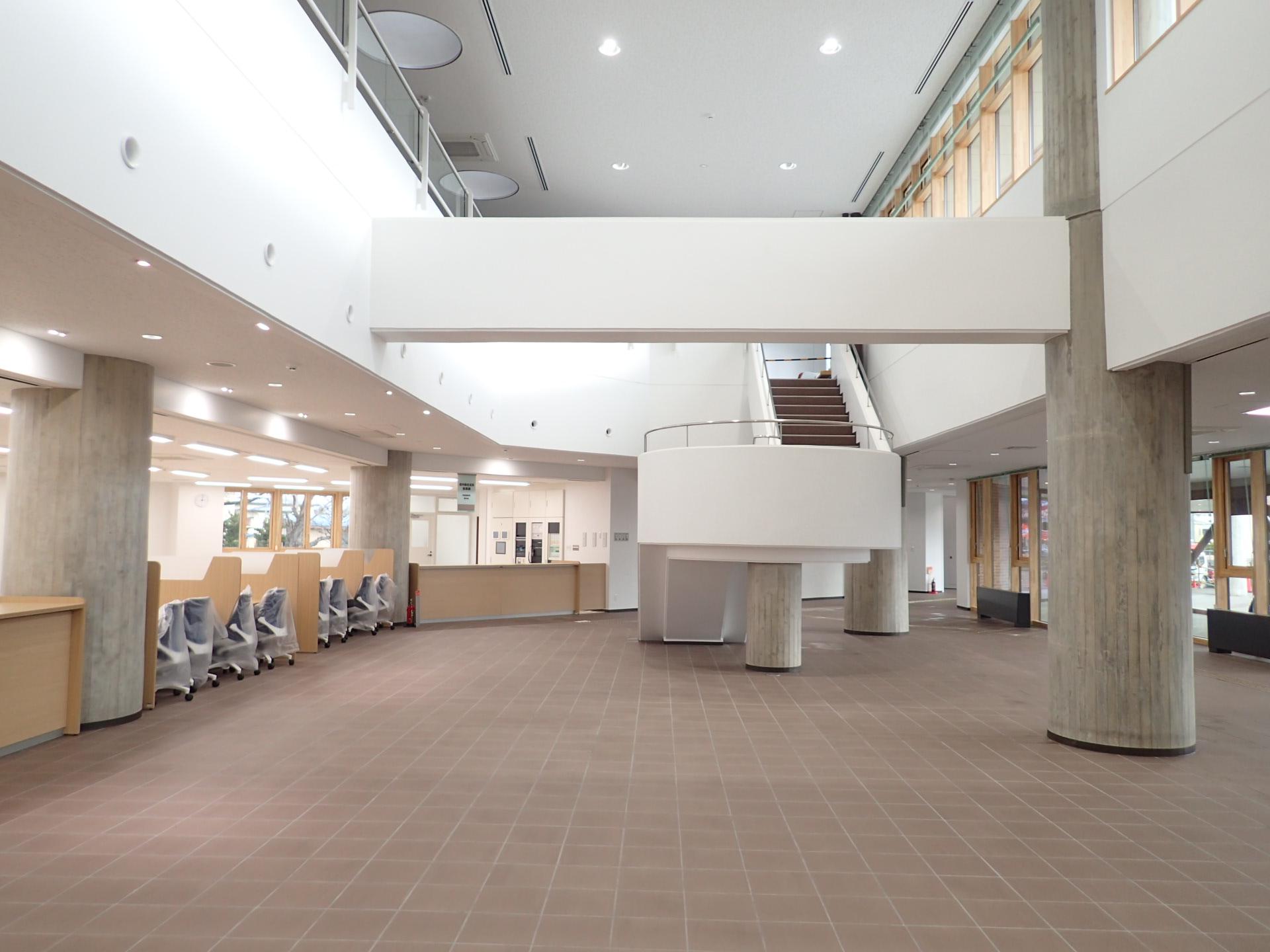 岩木庁舎大規模改修工事