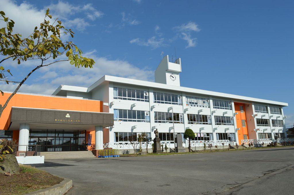 小和森小学校大規模改造工事