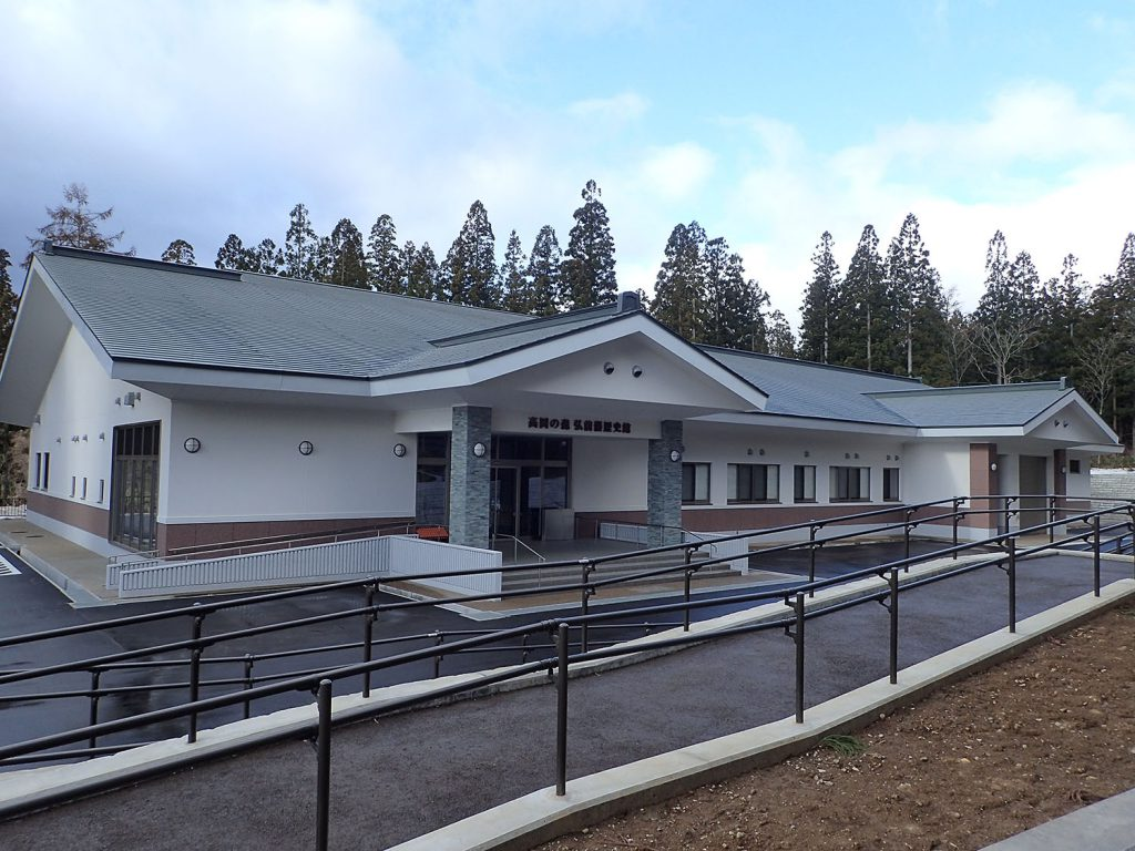 津軽歴史文化資料展示施設新築工事